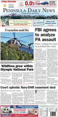 Today's Clallam Edition